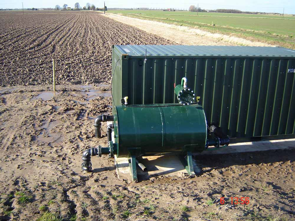 Agricultural Irrigation Maddison Water Technology